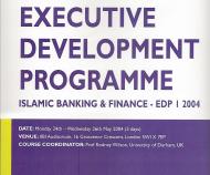 Executive Development Programme