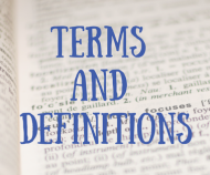 Glossary of Financial Terms